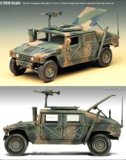 academy 13241 m1025 armored carrier kit 250x319 1 1