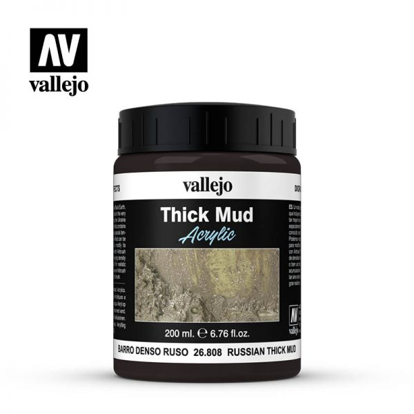 diorama effects vallejo russian thick mud 26808 1