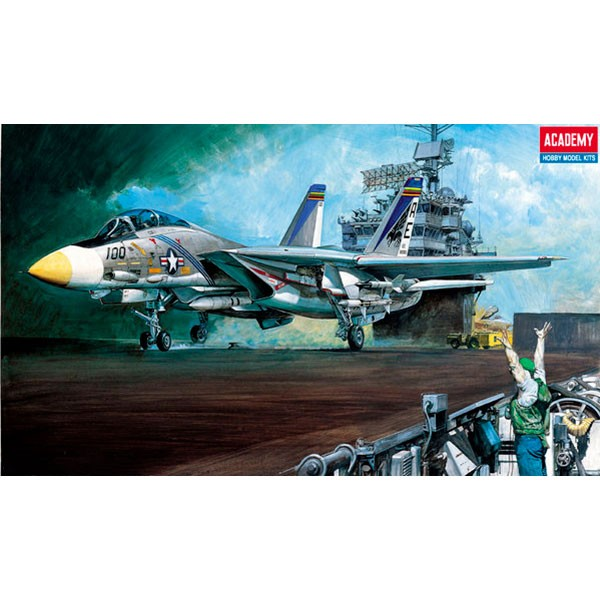 dismoer academy usn f 14a vf 143 pukin dogs 1 72 1
