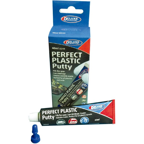 dismoer deluxe perfect plastic putty 1