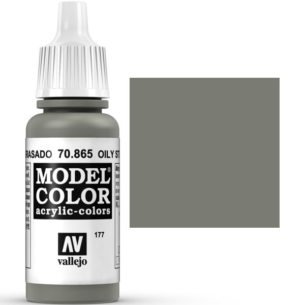 model color acero engrasado 17ml 177 1