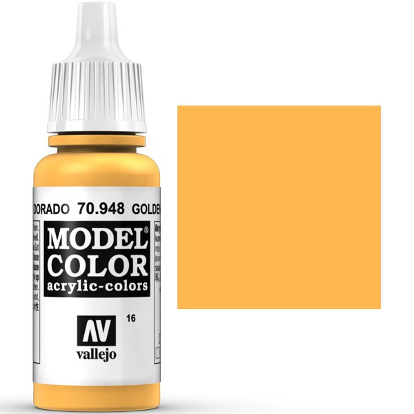 model color amarillo dorado 17ml 16 1