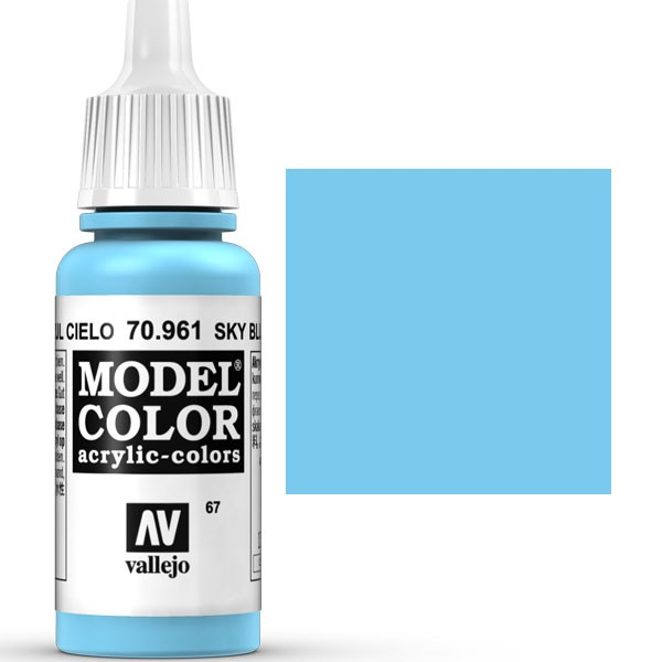 model color azul cielo 17ml 67 1