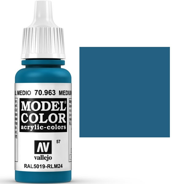 model color azul medio 17ml 57 1