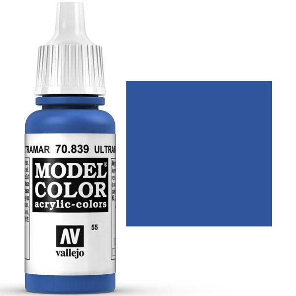 model color azul ultramar 17ml 55 1