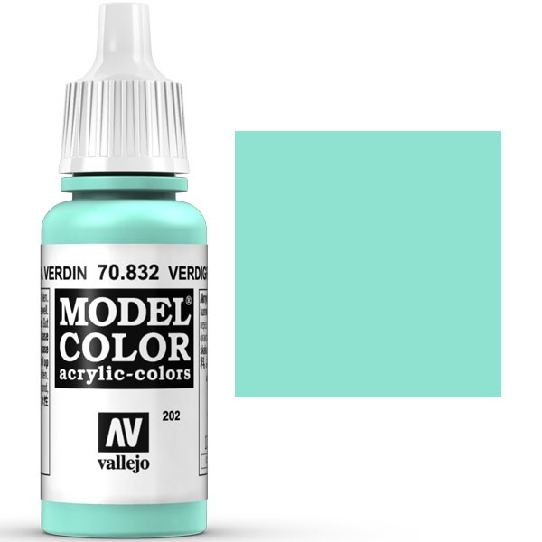 model color patina verdin 17ml 202 1