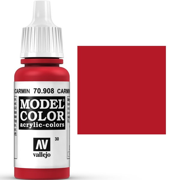 model color rojo carmin 17ml 30 1