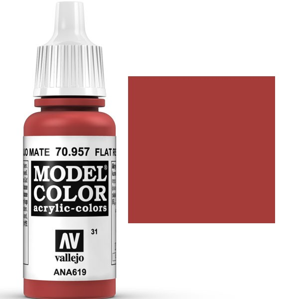 model color rojo mate 17ml 31 1