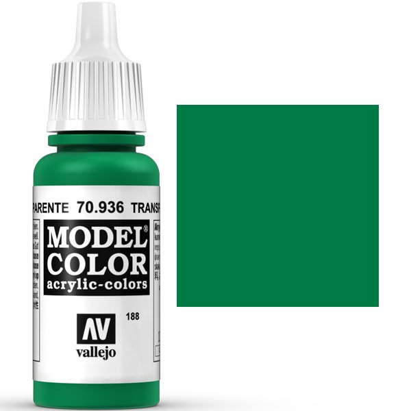 model color verde transparente 17ml 188 1