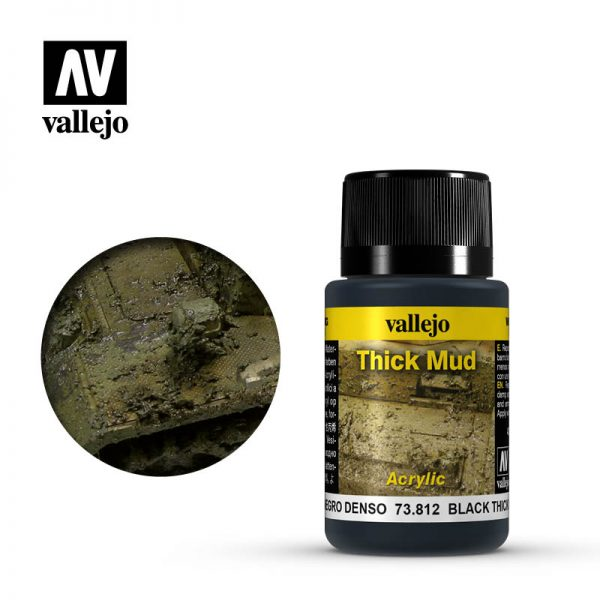 vallejo weathering effects black thick mud 73812 1