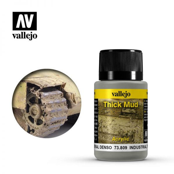 vallejo weathering effects industrial thick mud 73809 1