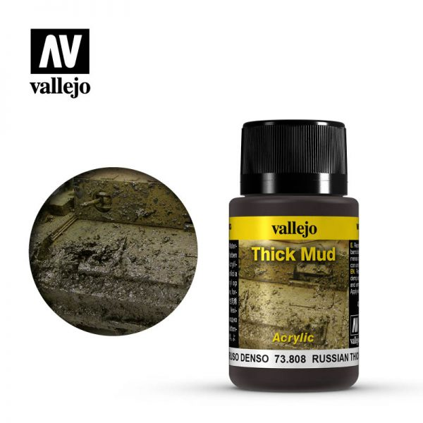 vallejo weathering effects russian thick mud 73808 1