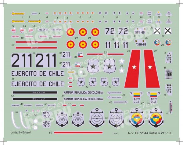 special sh72344 casa decal z5