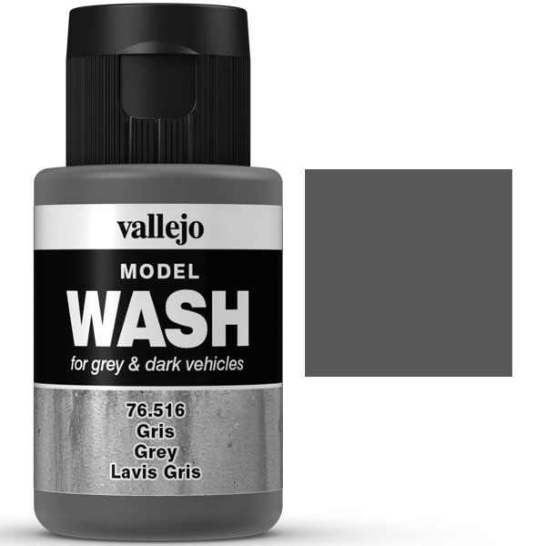 vallejo model wash gris 35ml