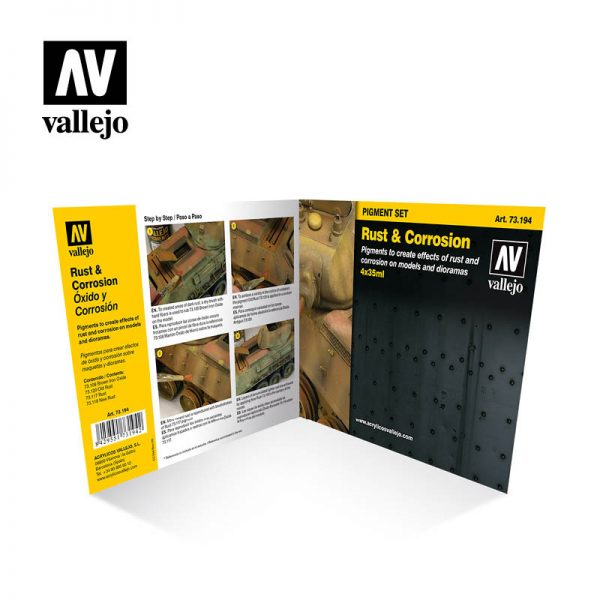 vallejo rust and corrosion vallejo pigment set 73194 back