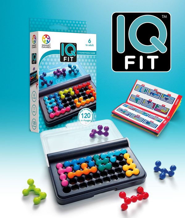 smartgames product banner IQ Fit 0