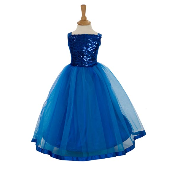 travis products sbg k kingfisher sequin ballgown mannequin low res
