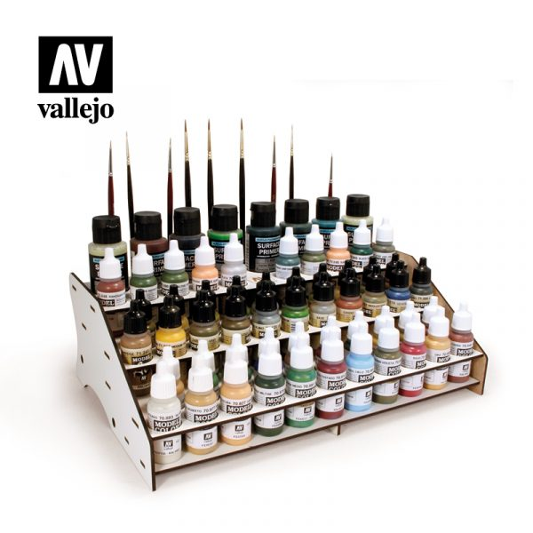 vallejo paint stand front vallejo 26007 1