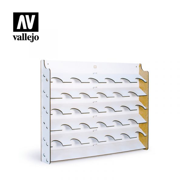 vallejo paint stand wall mounted 35ml vallejo 26009 2