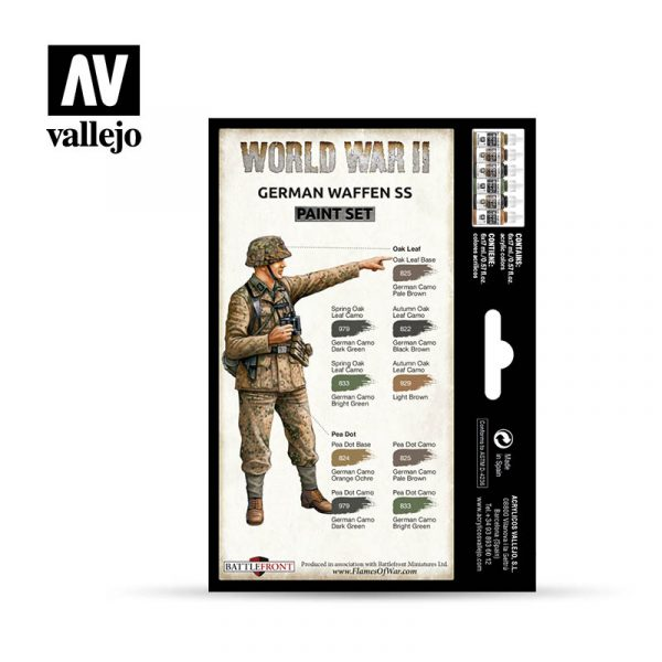 vallejo wargames wwii german waffen ss 70207 back