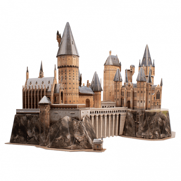 worldbrands DS1013h HP hogwarts castle producto2 web