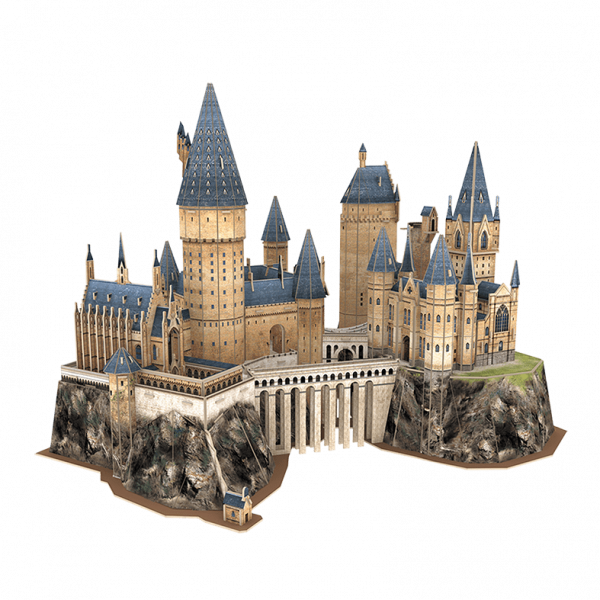 worldbrands DS1013h HP hogwarts castle producto web