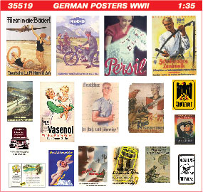 miniart 35519 Posters